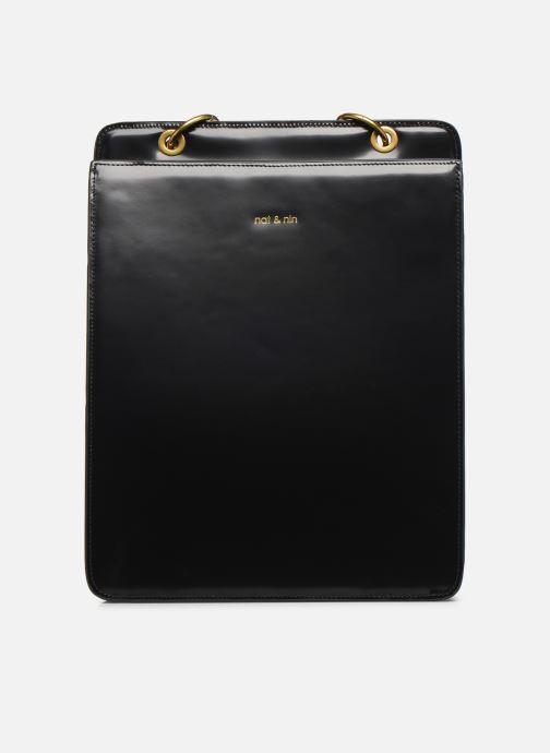 Handtassen Nat & Nin CALLIOPE Zwart detail