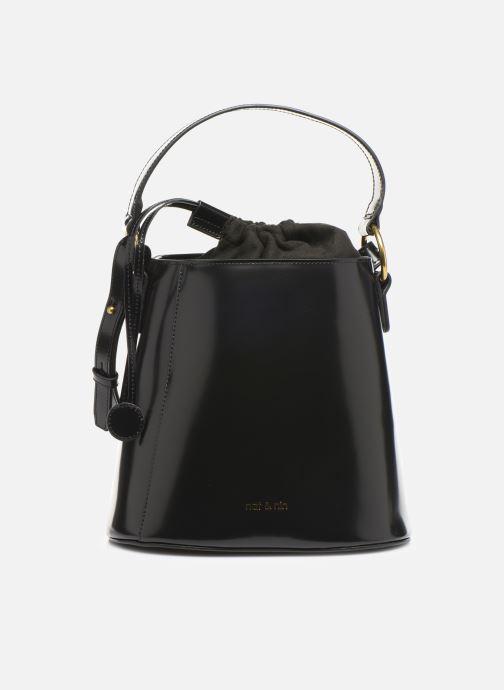 Handtassen Nat & Nin OLYMPE Zwart detail