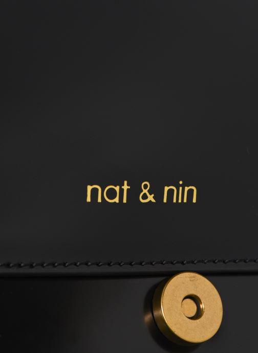 Sacs à main Nat & Nin CLIO Noir vue gauche