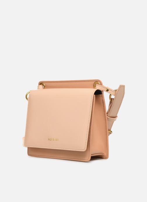 Handtassen Nat & Nin CLIO Beige model