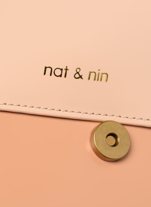 Sacs à main Nat & Nin CLIO Beige vue gauche