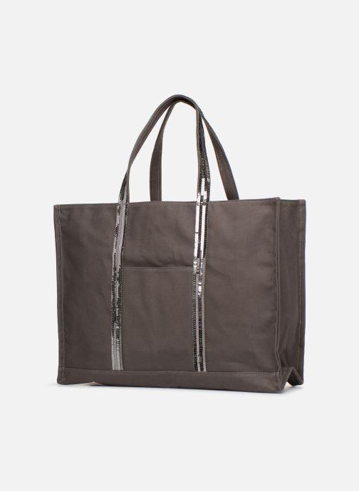 Handtaschen Vanessa Bruno Cabas EST OUEST braun schuhe getragen