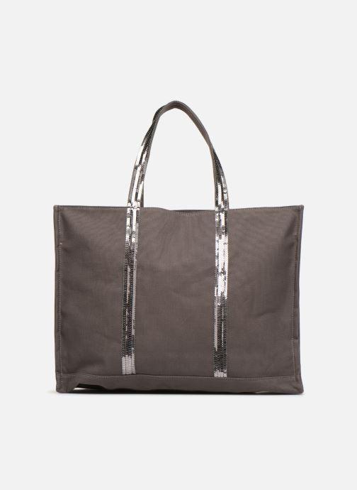 Handtaschen Vanessa Bruno Cabas EST OUEST braun ansicht von vorne