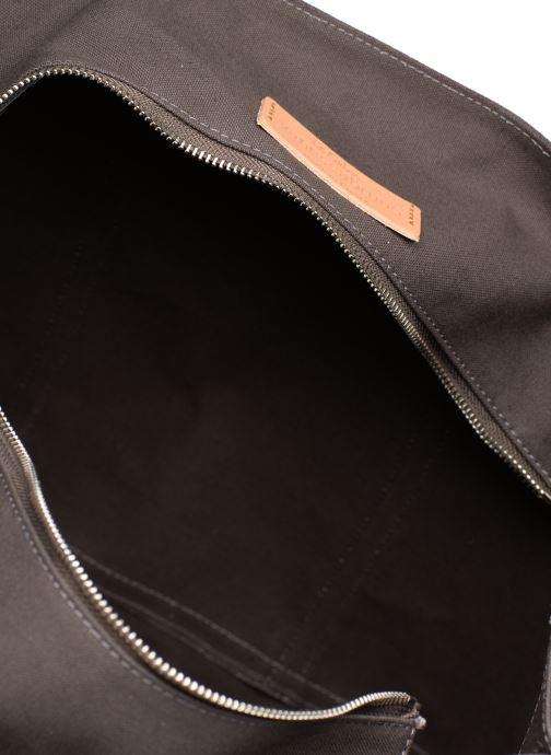 Handtaschen Vanessa Bruno Cabas EST OUEST braun ansicht von hinten