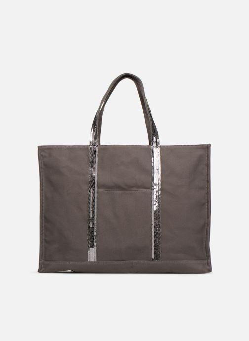Handtaschen Vanessa Bruno Cabas EST OUEST braun detaillierte ansicht/modell