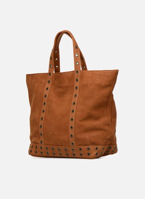 Cabas Handtaschen Vanessa braun 346276 M Bruno Nubuck C5pqxSBw