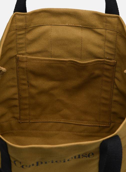 Handväskor Vanessa Bruno Cabas M Capricieuse Beige bild från baksidan