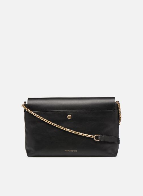 Handväskor Vanessa Bruno Moon Souple Svart bild från framsidan