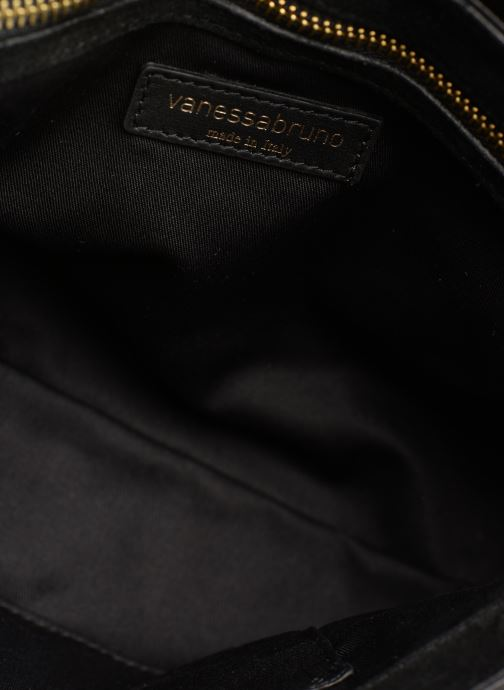 Handväskor Vanessa Bruno Moon Souple Svart bild från baksidan