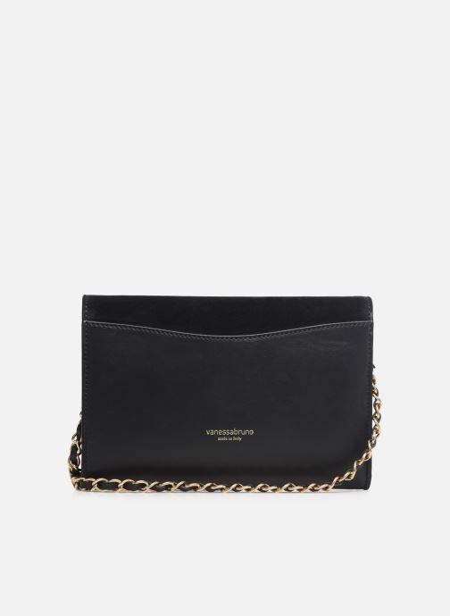 Handväskor Vanessa Bruno Day Clutch Blå bild från framsidan