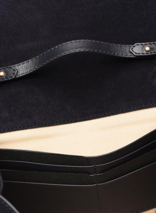 Handväskor Vanessa Bruno Day Clutch Blå bild från baksidan