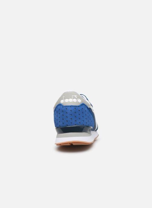 Baskets Diadora Camaro Summer Bleu vue droite