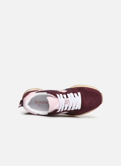 Sneakers Diadora Camaro Wn Used Bordeaux links
