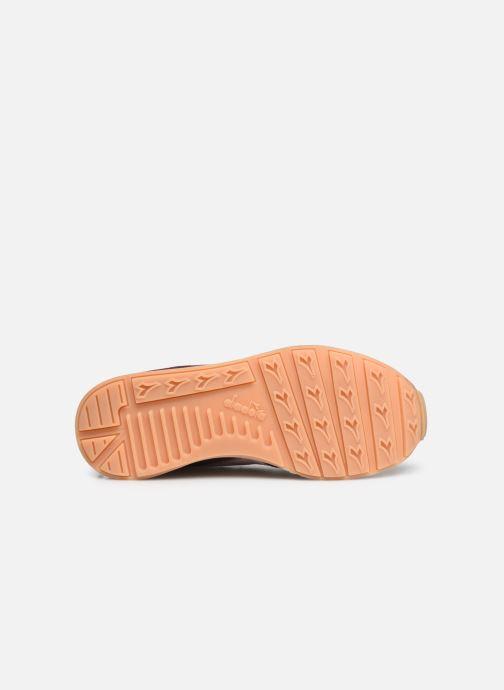 Sneakers Diadora Camaro Wn Used Bordeaux boven