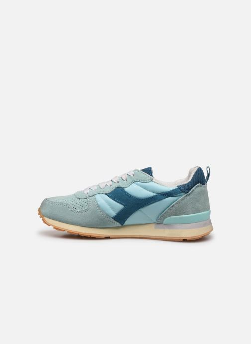 Trainers Diadora Camaro Wn Used Blue front view