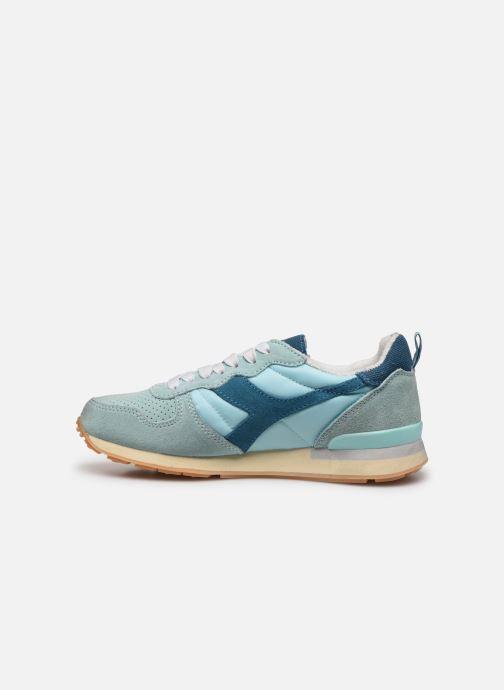 Sneakers Diadora Camaro Wn Used Blå se forfra