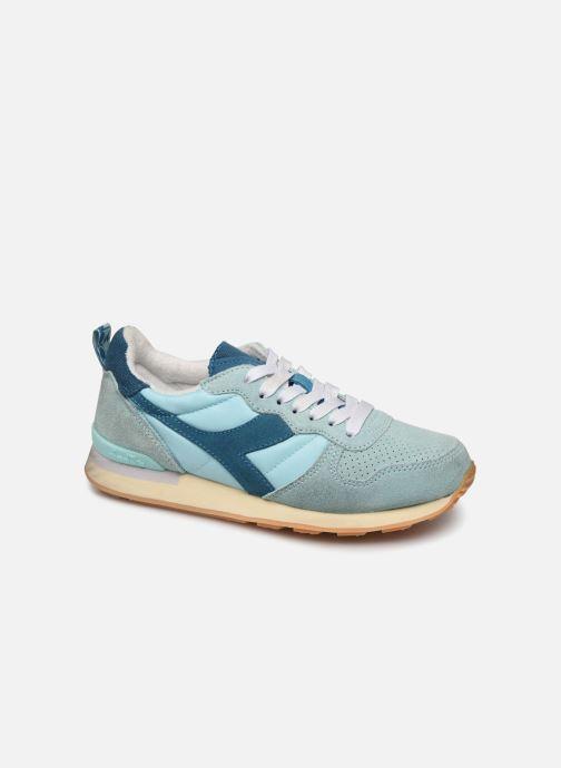 Sneakers Diadora Camaro Wn Used Blå detaljeret billede af skoene