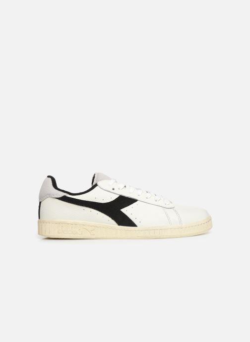 Sneaker Diadora Game L Low Used weiß ansicht von hinten