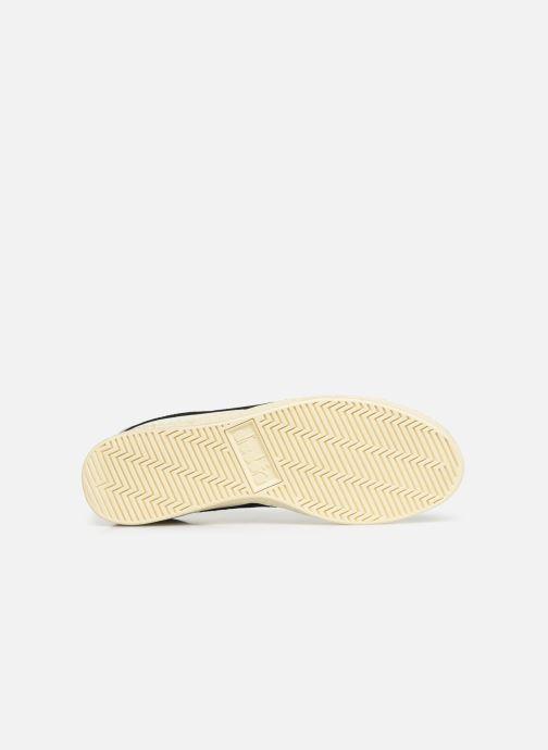 Sneakers Diadora Game L Low Used Bianco immagine dall'alto