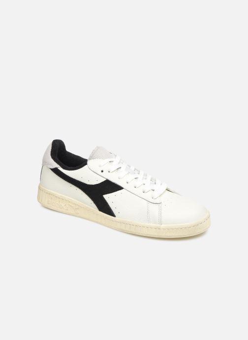 Sneakers Diadora Game L Low Used Bianco vedi dettaglio/paio