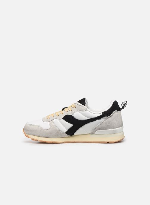 Trainers Diadora Camaro Used Grey front view