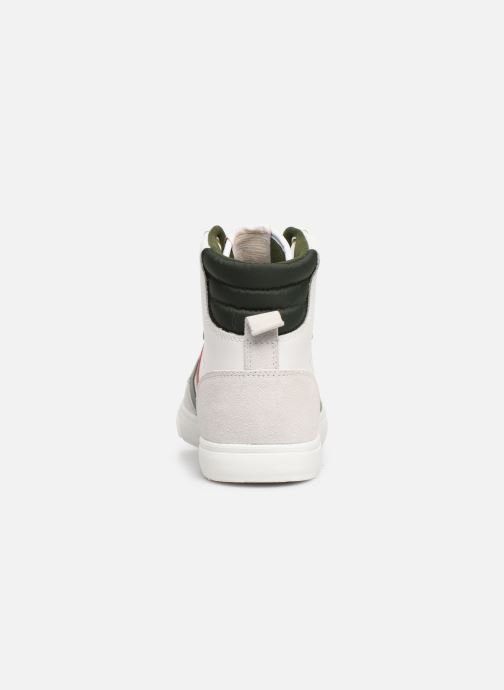 Sneaker Hummel Stadil Limited High Leather weiß ansicht von rechts