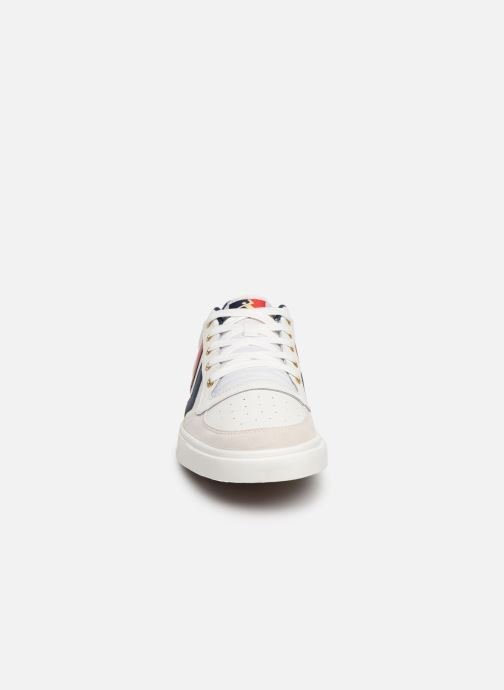 Trainers Hummel Stadil Limited Low Leather White model view