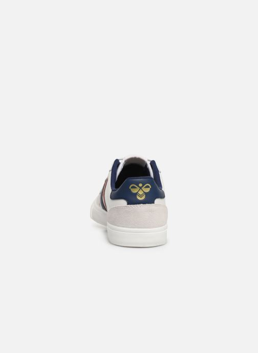 Baskets Hummel Stadil Limited Low Leather Blanc vue droite