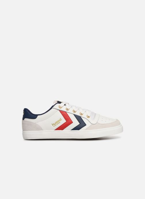 Trainers Hummel Stadil Limited Low Leather White back view