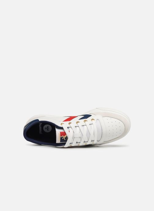 Trainers Hummel Stadil Limited Low Leather White view from the left