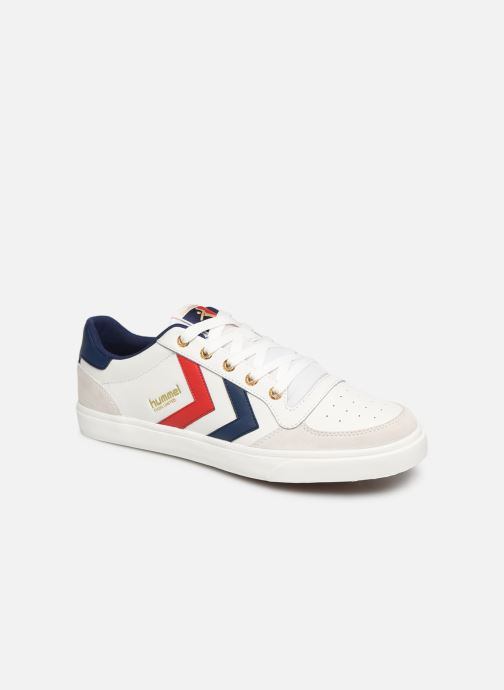 Trainers Hummel Stadil Limited Low Leather White detailed view/ Pair view