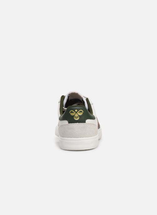 White Leather Limited green Low Baskets Hummel Stadil 5R3Lq4Aj