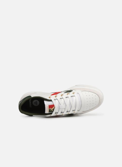 Baskets Hummel Stadil Limited Low Leather Blanc vue gauche