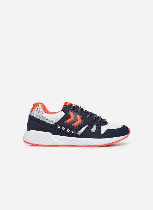 Sneaker Hummel Legend Marathona blau ansicht von hinten