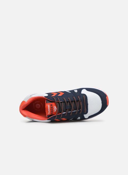Sneaker Hummel Legend Marathona blau ansicht von links