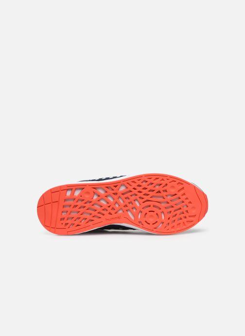 Sneaker Hummel Legend Marathona blau ansicht von oben