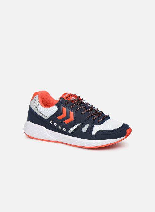 Sneaker Hummel Legend Marathona blau detaillierte ansicht/modell
