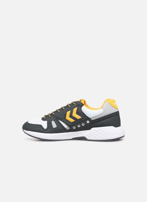 Sneakers Hummel Legend Marathona Grigio immagine frontale