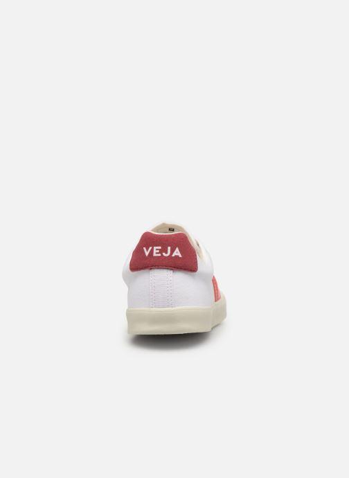 Sneaker Veja Esplar Se weiß ansicht von rechts