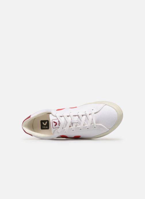 Sneaker Veja Esplar Se weiß ansicht von links
