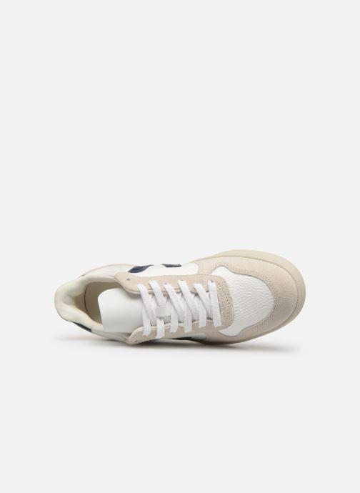 Sneaker Veja V-10 Wn weiß ansicht von links