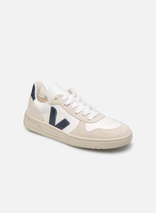 Sneaker Veja V-10 Wn weiß detaillierte ansicht/modell