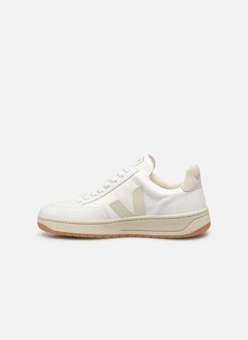 Sneaker Veja V-12 Wn weiß ansicht von vorne