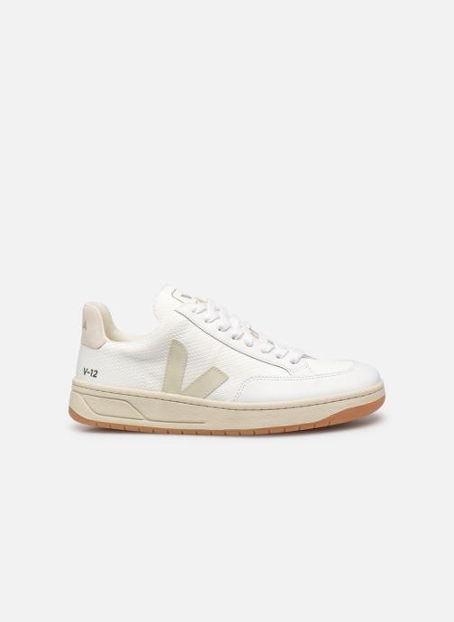 Sneaker Veja V-12 Wn weiß ansicht von hinten
