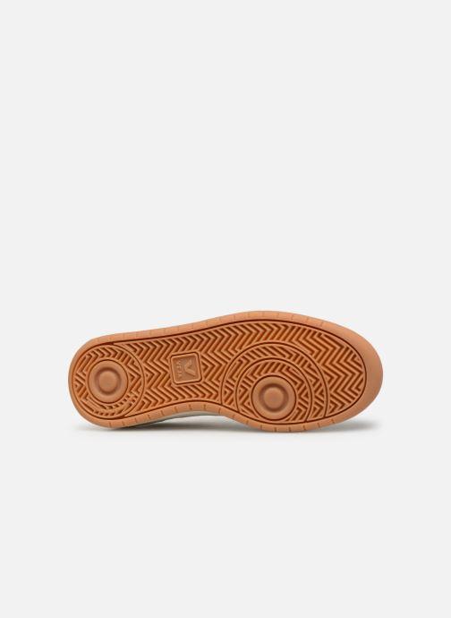 Sneakers Veja V-12 Wn Bianco immagine dall'alto
