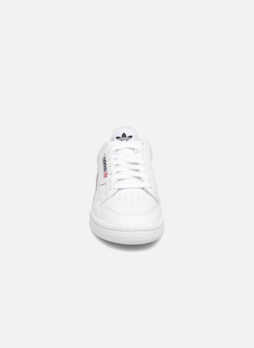 80 WblancBaskets Chez Adidas Originals Continental Sarenza PZXkiuO