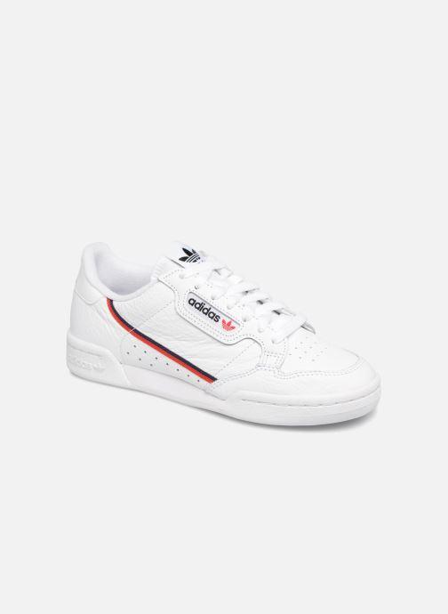 sale retailer 1f751 513b8 Sneaker Adidas Originals Continental 80 W weiß detaillierte ansichtmodell