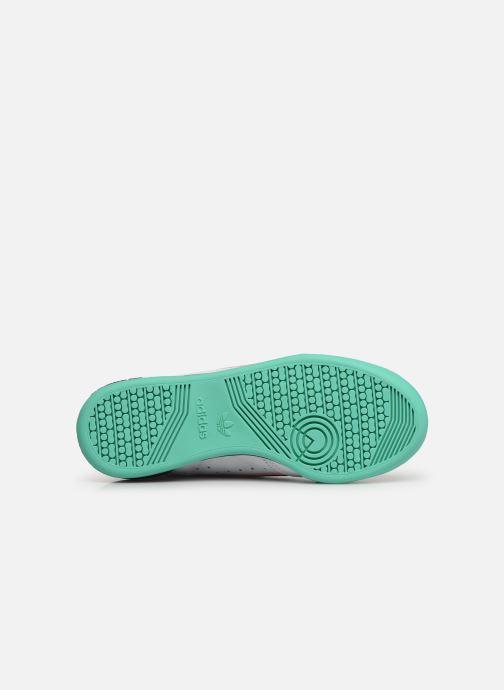 Sneaker adidas originals Continental 80 W weiß ansicht von oben
