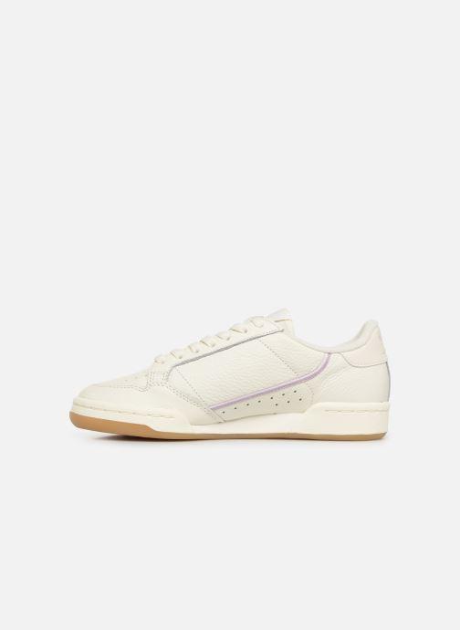 354807 Sneakers Adidas 80 Chez Originals bianco W Continental Px88w1Sq0