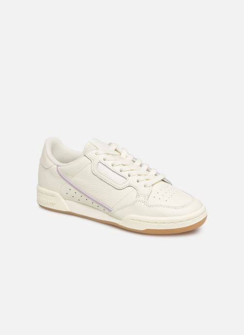 Sneakers adidas originals Continental 80 W Wit detail